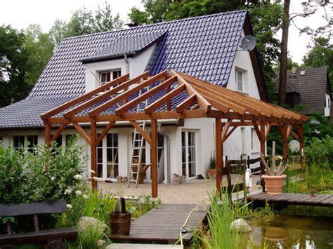 Carport Mit Dachziegeln 2523 by Aufgest 228 Ndertes Terrassendach