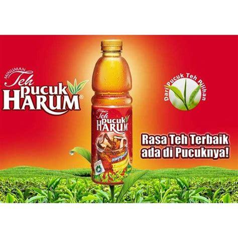 Teh Pucuk Harum Surabaya jual teh pucuk harum pt mayora oleh master di surabaya