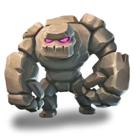 Figure Golem Clash Of Clans Coc New From Android golem character