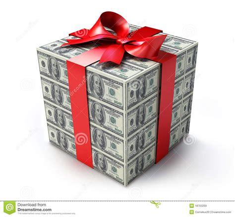money gift royalty free stock images image 18703269