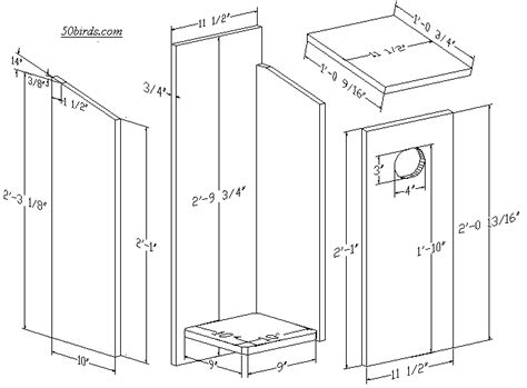 pattern for wood duck box plans for wood duck house how to build a amazing diy