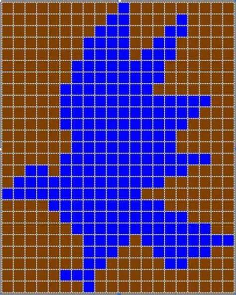 harry potter knitting charts ravenclaw intarsia chart the leaky cauldron org the