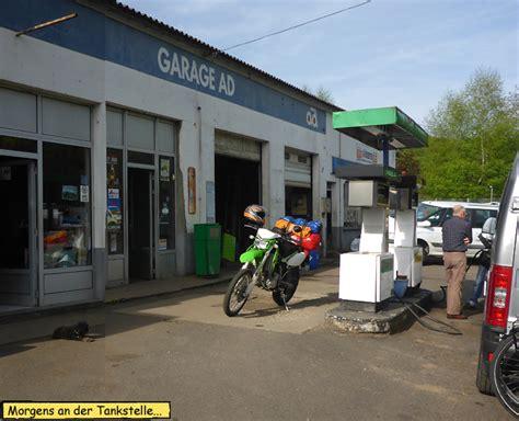 Diesel Statt Benzin Motorrad by Auvergne Frankreich