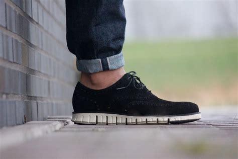 Sepatu Original Icon Boots Wings Suede cole haan zerogrand wing black suede c12981