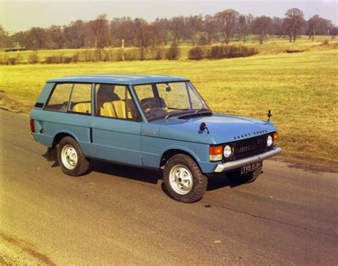 1970 land rover discovery land rover announces limited edition range rover sv coup 233
