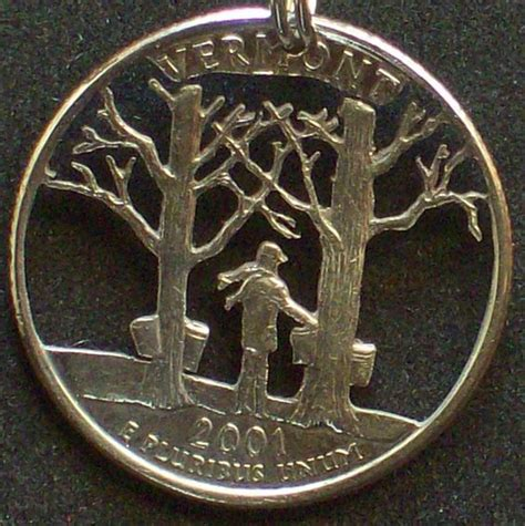coin jewelry vermont and coins on