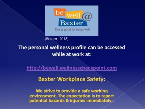 Msn Mba Hcm by Powerpoint Quot Encouraging Better Employee Health Practices