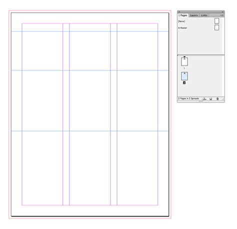 reverse layout indesign cc how white space can transform your adobe indesign layouts