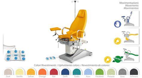sedia ginecologica poltrona ginecologica elettrica ad altezza variabile in