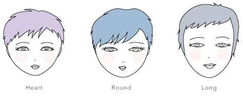 the right pixie cut for your face shape sheknows front and back view of long pixie