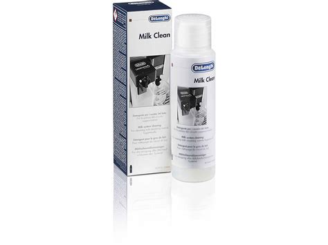 delonghi espresso cleaning delonghi milk clean 250ml bottle espresso planet canada