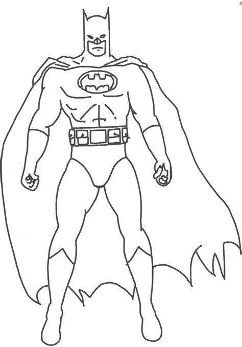 Batman Coloring Pages Coloring Home Printable Batman Coloring Pages