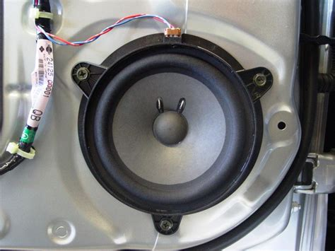Front Door Speaker Door Speaker Attached Images