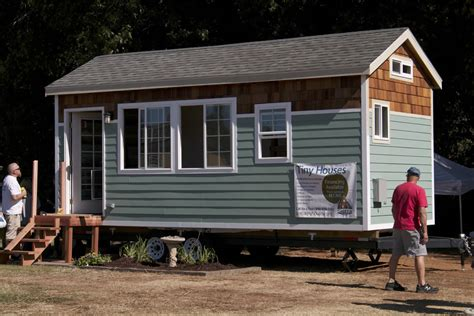 tiny house show tiny house village scenes from the auburn fall home show