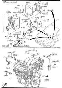2001 mazda millenia engine diagram car interior design
