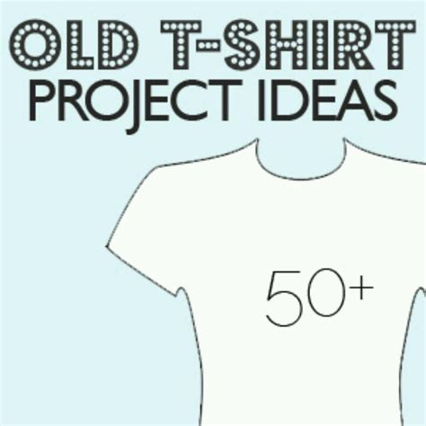 t shirt crafts diy