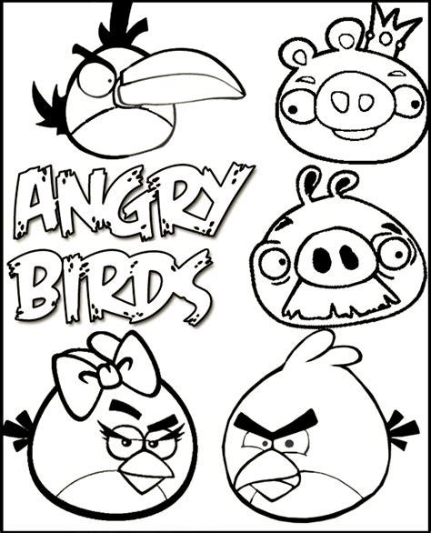 dibujos para colorear angry birds colorear angry birds dibujos para de picture to pin on