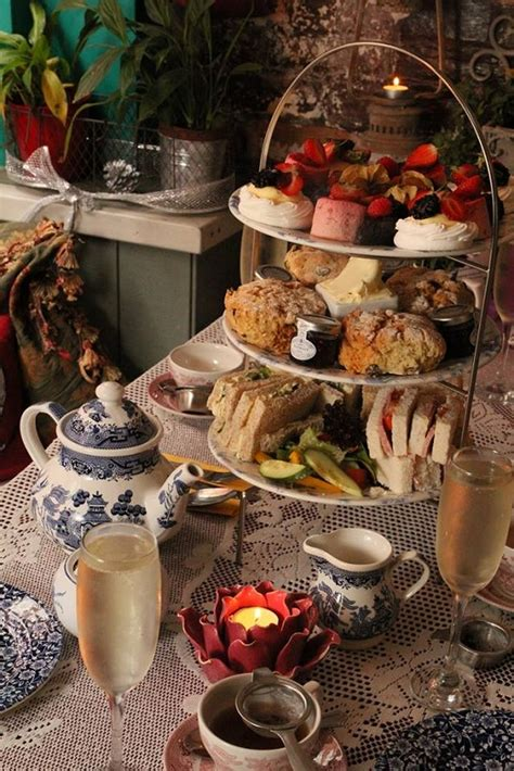 richmond tea rooms menu where you can find the best brews in manchester