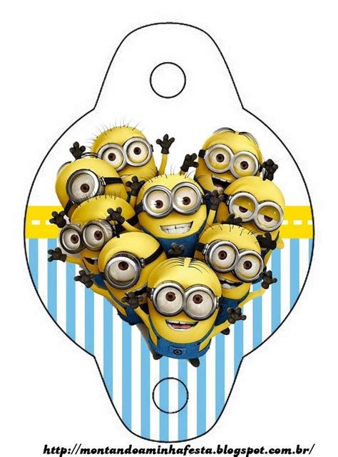 printable minion party decorations despicable me invitations and party free printables