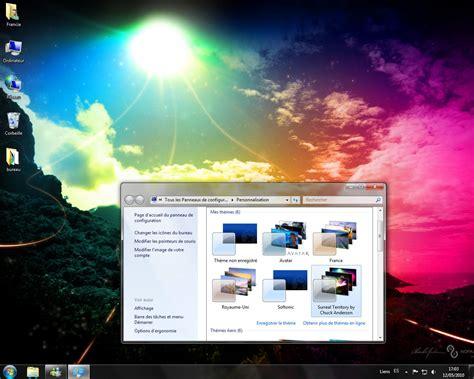 theme bureau windows 7 surreal territory theme de bureau t 233 l 233 charger