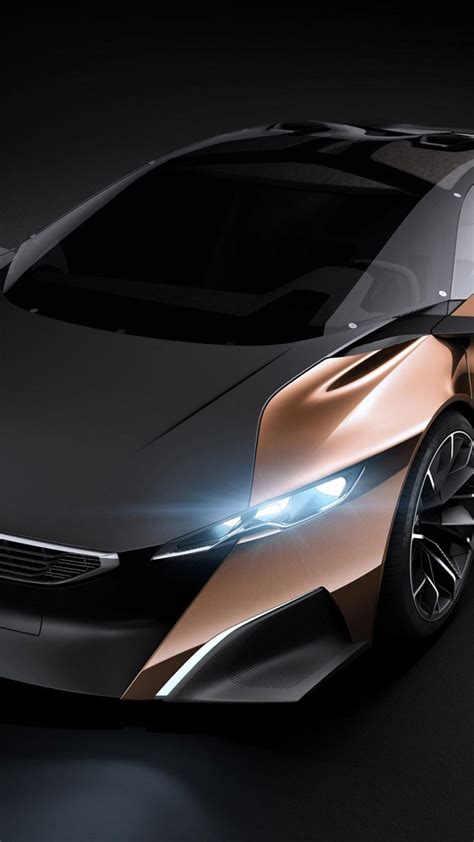 wallpaper hd iphone 6 plus car peugeot onyx concept iphone 6 plus wallpapers hd