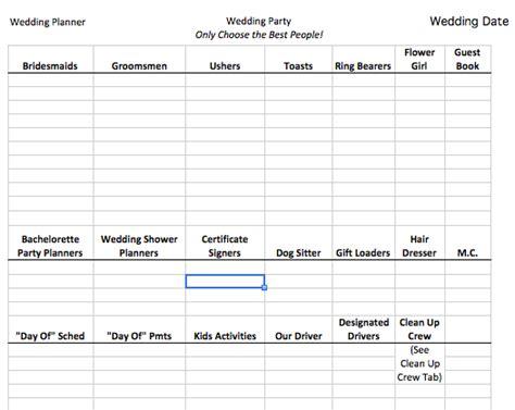 Wedding Organizer Free by My Secret To Organized Stress Free Wedding Planning