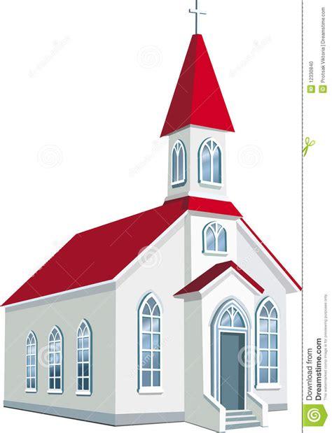 imagenes cristianas de iglesias poca iglesia cristiana del condado ilustraci 243 n del vector