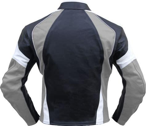 Leather Jacket Comby Black german wear leather motorcycle motorbike cowhide combi