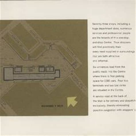 chadstone shopping centre floor plan brochure chadstone shopping centre floor plan 1960