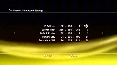 Ps3 Ip Address Finder How To Get Faster On Ps3 Static Ip
