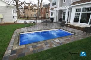 Attractive Backyard Design Ideas With Pool #   8: Attractive Backyard Design Ideas With Pool Home Design Ideas