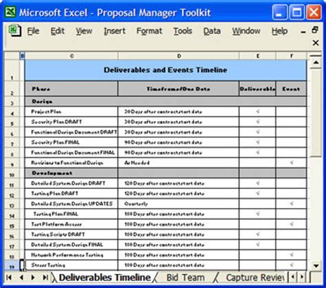 Proposal Forms And Checklists Download Ms Word And Excel Templates Software Development Checklist Template Excel