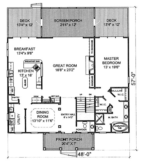 low country floor plans low country retreat 9113gu architectural designs house plans