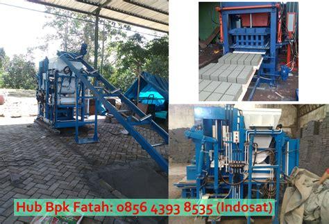 Harga Cetakan Batako Jogja jual mesin paving block hidrolik multi block sb 306