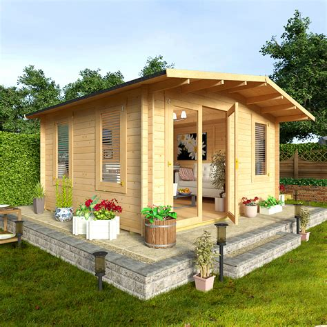 Log Cabin Summer House Uk by Summer House Page Garden Summer House Summer Houses
