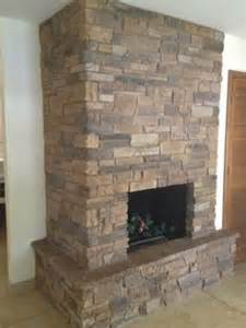 refacing a brick fireplace with veneer 1000 images about fireplace on fireplace