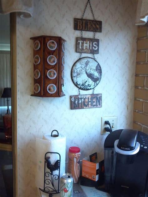 Keurig Wall Rack by Keurig Coffee Pod Holder By Trucking36 Lumberjocks