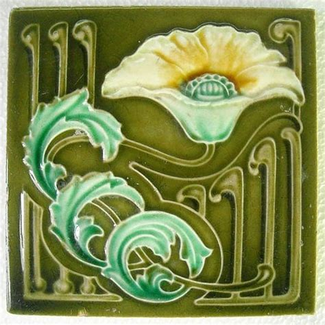 fileart nouveau majolica ceramic tiles ca   jpg wikimedia commons