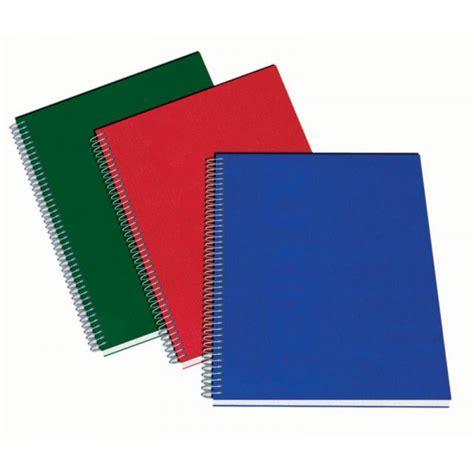 cuaderno espiral cuaderno 21 215 27 con espiral abc rivadavia t dura rayado 60h rojo office digital