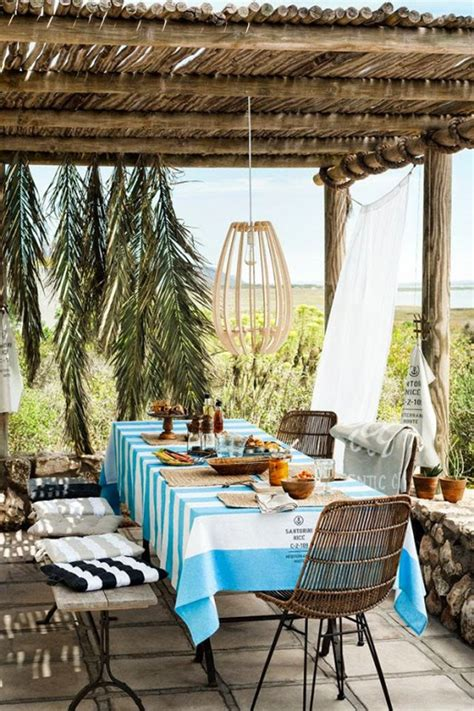 hm outdoor collections  mediterranean inspired home