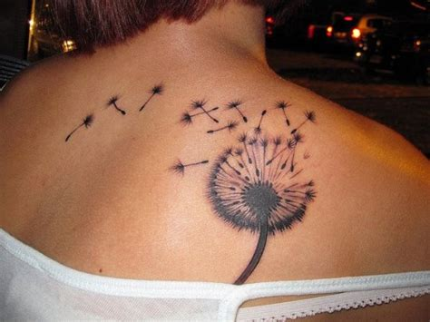 55 dandelion tattoo designs for women amazing tattoo ideas