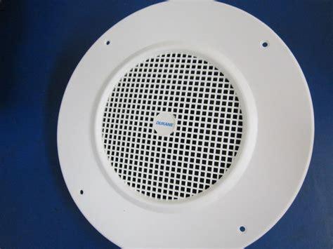 White Ceiling Speakers dukane ceiling speakers model 6a634 white styrene baffle