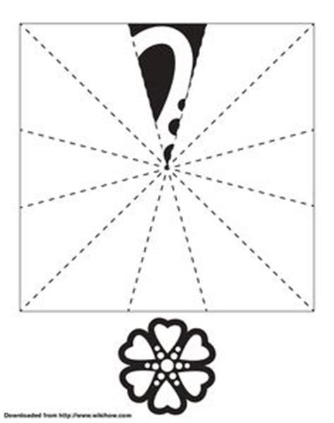 printable heart snowflake template art christmas on pinterest snowflake pattern paper