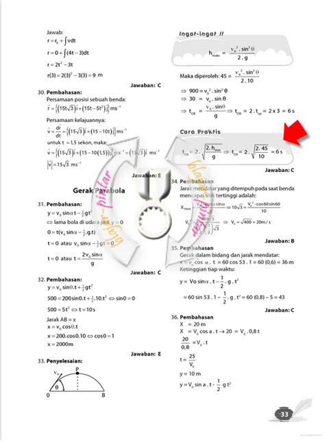 Buku Pintar Un Sosiologi Sma big bank soal bahas fisika sma ma kelas x xi xii