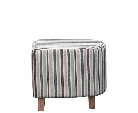Tub Chair And Stool by Falkirk Duck Egg Blue Striped Tub Chair And Stool Just