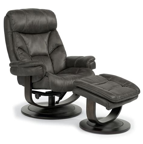 Recliners And Ottomans by Flexsteel Latitudes West 1452 Co Modern Zero Gravity