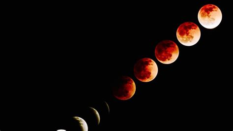 Moon Bloody Moon blue moon lunar eclipse how a blood moon in 1504 shaped
