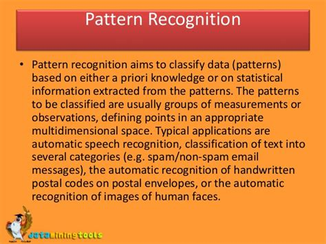pattern recognition text classification techniques machine learning