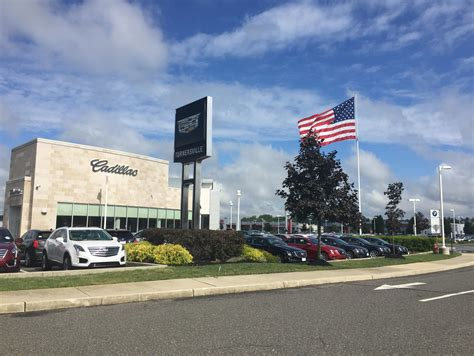 Turnersville Cadillac by Cadillac New Used Car Dealer South Jersey Mount