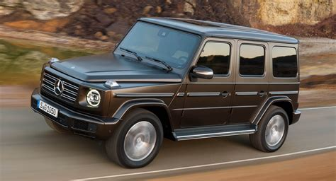 Mercedes G News by New Mercedes G Class Is Already On The Used Car Market